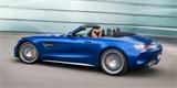Mercedes přemýšlí nad elektrickým roadsterem AMG. Baterky prý emocím nepřekáží