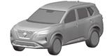 Nový Nissan X-Trail se ukázal na patentových snímcích. Dorazit by mohl ještě letos