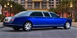 Bentley prodává raritu. K mání je pět kusů vzácné Grand Limousine by Mulliner