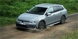 TEST Volkswagen Golf Alltrack 2.0 TDI DSG: Sedmimílové pohorky za milion