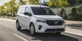 Nissan představuje novou lehkou dodávku Townstar. K mání bude i na baterky