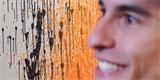 Marc Márquez je nadaný malíř. Motorkou namaloval několik obrazů najednou