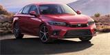 Pohleďte na novou Hondu Civic. Podoba verze sedan byla odhalena