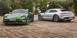 Porsche Taycan Cross Turismo oficiálně: Elektrikář s batohem se nebojí šotoliny