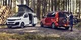Obytný Opel Zafira rozšiřuje nabídku o další verzi. Hodí se nejen na dovolenou