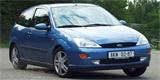 TEST Ford Focus 3d 2.0 ZETEC: Vůz roku 1999 už jen kvete. Jak si vedl 20 let zpět?