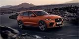 Jaguar vylepšil své nejostřejší SUV. Na rychlejším F-Pace SVR nenechal nit suchou