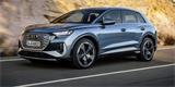 Audi Q4 e-tron oficiálně: Eko a hi-tech SUV ujede až 520 km, Sportback nechybí