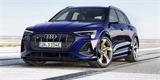 Audi e-tron S oficiálně: Tři elektromotory zajistí až 503 koní, dojezd ale utrpěl