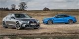 BMW M3 a M4 dostávají pohon všech kol. O možnost driftovat naštěstí nepřijdete