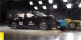 Škoda Enyaq iV prošla nárazovými testy. I přes přísnější metodiku obstála vzorně
