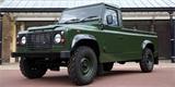 Poslední cesta prince Philipa bude v tomto Land Roveru. Navrhl si ho sám