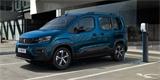 Peugeot e-Rifter přijel do Česka. Rodinný elektromobil ušetří v akci 140.000 Kč