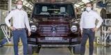 Mercedes-Benz slaví výrobní milník. Legendární třídy G už vzniklo 400.000 kusů