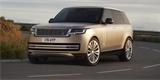 Nový Range Rover oficiálně: Evoluční design doplňují hi-tech prvky a BMW V8