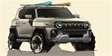 Ssangyong odhaluje design dalšího SUV. Tentokrát je to pěkně drsná stylovka