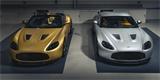 Nové kusy Astonu Martin Vantage V12 Zagato se ukazují světu. Vznikají v párech