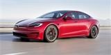 Nejrychlejší Tesla všech dob je tady. Model S Plaid trhá asfalt silou 1034 koní