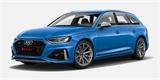 Nové Audi RS 4 Avant dorazilo do Česka. S příplatkovou výbavou vás šetřit nebude