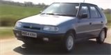 Škoda Felicia kdysi prošla i testem Top Gearu. Už tehdy byl Clarkson mistrem slova