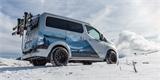 Nissan postavil další expediční speciál. Tentokrát z elektrické dodávky e-NV200
