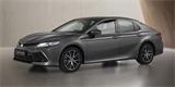 Toyota Camry prošla modernizací. Má nový infotainment a je bezpečnější