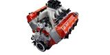 Chevrolet vám prodá tisícikoňový desetilitrový motor. Brutální výkon zvládá s obyčejným palivem