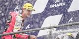 Filip Salač na stupních vítězů Velké ceny Francie: Takto vypadá opravdová radost!