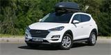 Minitest Hyundai Tucson Adventure 1.6 CRDi 7DCT: Plná penze na rozloučenou