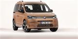 Tak to je on! Nový Volkswagen Caddy unikl na veřejnost. Design se fakt povedl