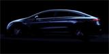 Nový Mercedes-Benz EQS se odhaluje z profilu. Svou novou platformu využije naplno