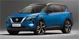 Nový Nissan X-Trail na dosud nejlepších ilustracích. Do reality už zřejmě nemá daleko
