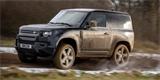 Land Rover Defender V8 má české ceny. Pod tři miliony nejde, barvami nenadchne