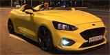 Ford Focus Speedster je dílem šikovných Rusů. Další takový na světě nenajdete