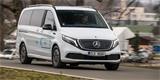 TEST Mercedes-Benz EQV 300: Tichá plavba elektrickou hvězdnou lodí
