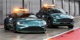 Aston Martin ukazuje safety car pro letošní sezónu F1. Podělí se s Mercedesem