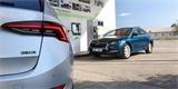 I nová Škoda Octavia může jezdit na hnůj či cibuli. Víte, jak vzniká šetrný bioplyn?