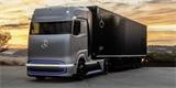 Mercedes GenH2 je koncept vodíkového tahače. Na cesty zamíří už v roce 2023