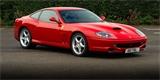 Lituje, že ho prodal. Do aukce míří Ferrari 550 Maranello Richarda Hammonda