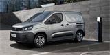 Malou elektrickou dodávku uvádí i Peugeot. Nový e-Partner dojezdem nepřekvapí