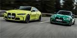 Nová BMW M3 a M4 konečně oficiálně: Mají až 510 koní, v driftech vám pomůžou