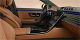 Interiér nového Mercedesu třídy S zcela odhalen. Vyhřívání dostanou i polštářky