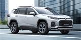 Suzuki se spřáhlo s Toyotou. Do ČR míří plug-in hybrid Across s technikou RAV 4!