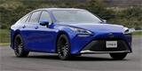 Vodíková Toyota Mirai oficiálně: Luxusní zadokolka ujede až 650 km, váží 1,9 tuny