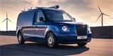 Z britských elektro taxíků jsou teď i dodávky. LEVC VN5 ujede 484 km, uveze až 830 kg