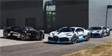 První kusy Bugatti Divo míří po dvou letech k majitelům. Pro značku jde o milník