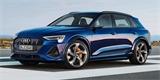 Silné Audi e-tron S má české ceny. Za 503 elektrických koní a 963 N.m dáte balík