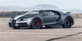 Bugatti vzdává hold pilotům speciálním Chironem s krásnou malbou na dveřích
