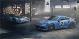 Jedinečné Porsche 911 Turbo S uctívá slavného pilota. Pomůže dobré věci
