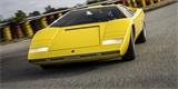 Staronové Lamborghini Countach LP500 řádilo na okruhu. Můžete ho navštívit